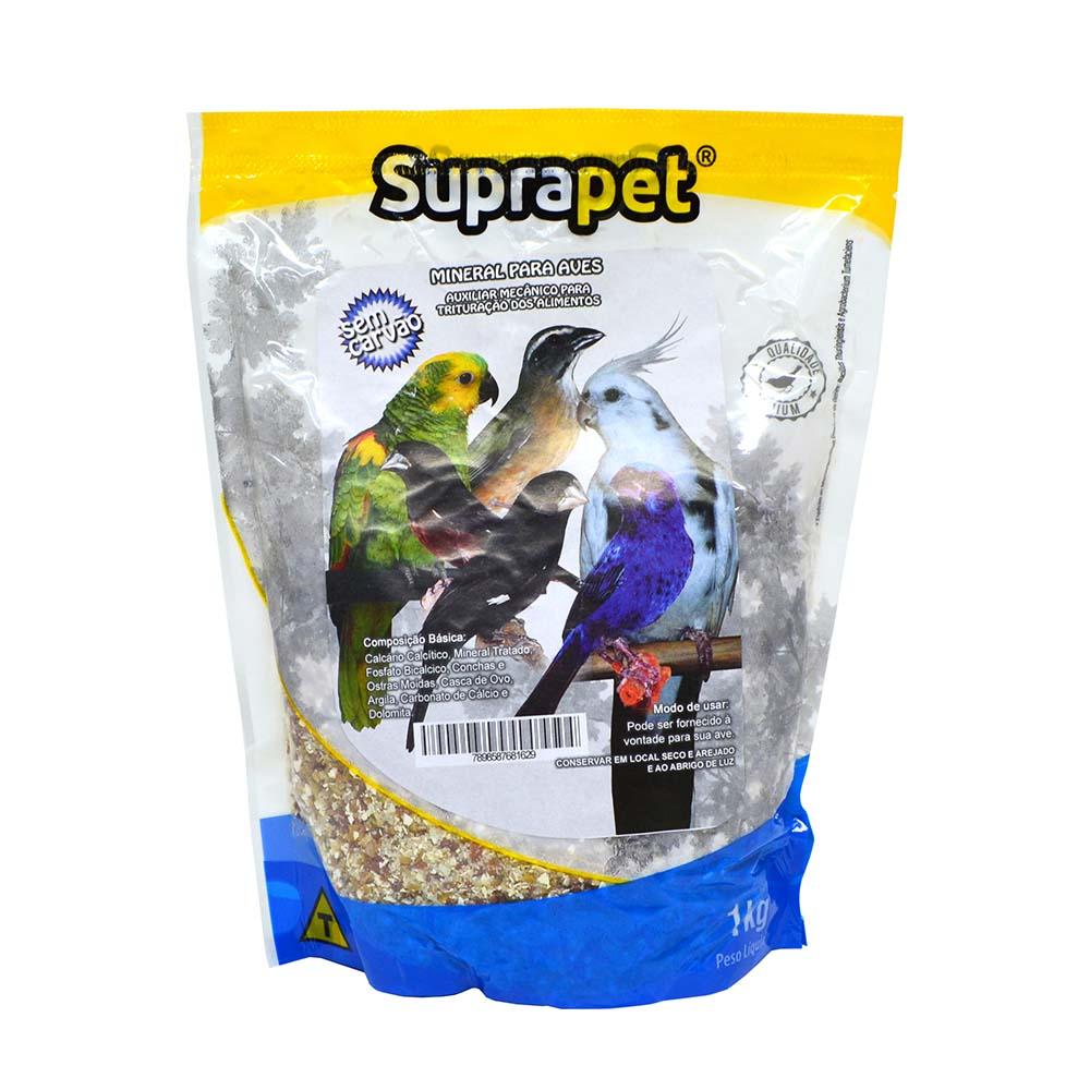 Mineral sem carvão 1kg - Suprapet