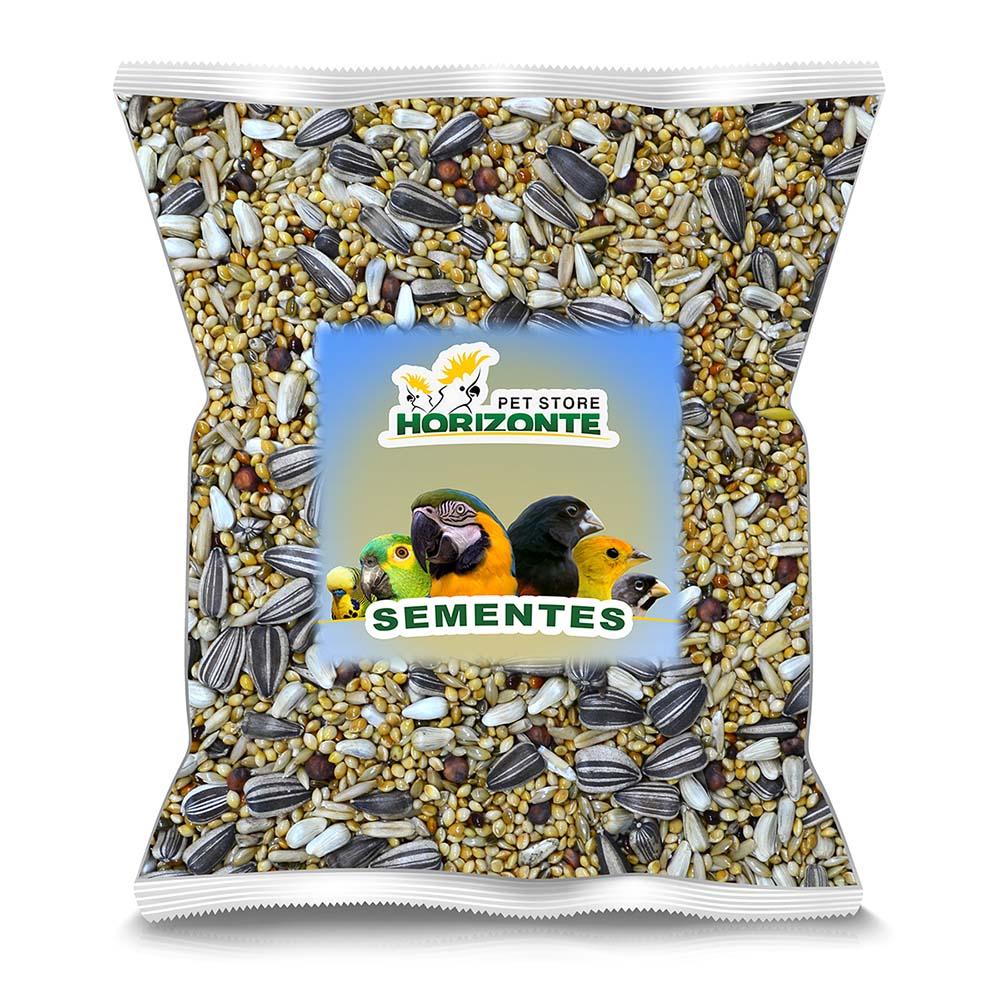 Mistura Calopsita e Agapornes - 1kg