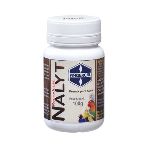 Nalyt Fases Reprodução - 100g