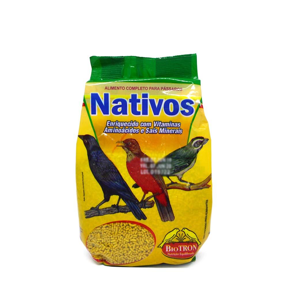 Nativos - Ração Extrusada - 500g