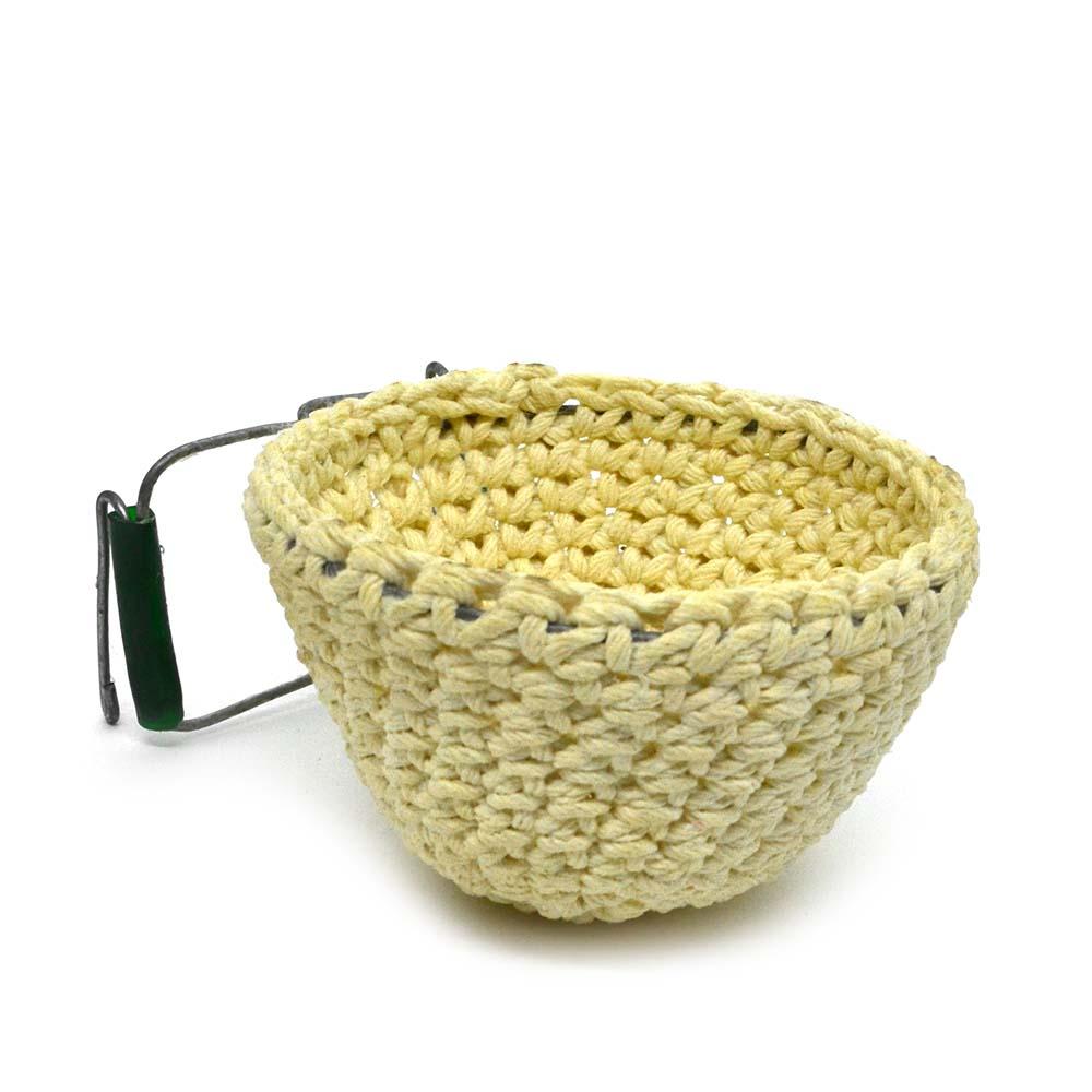 Ninho de Crochê para Bicudo