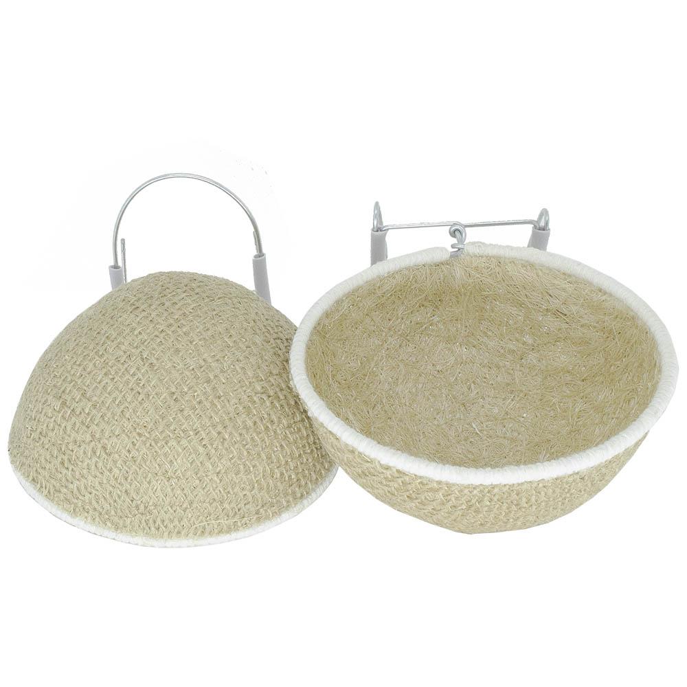 Ninho Trinca Ferro / Picharro Juta e Sisal