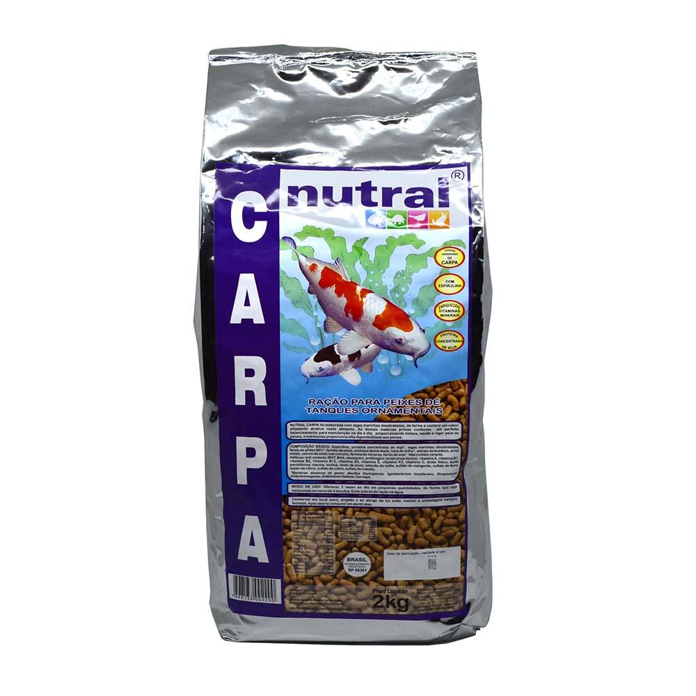Nutral - Carpa - 2kg