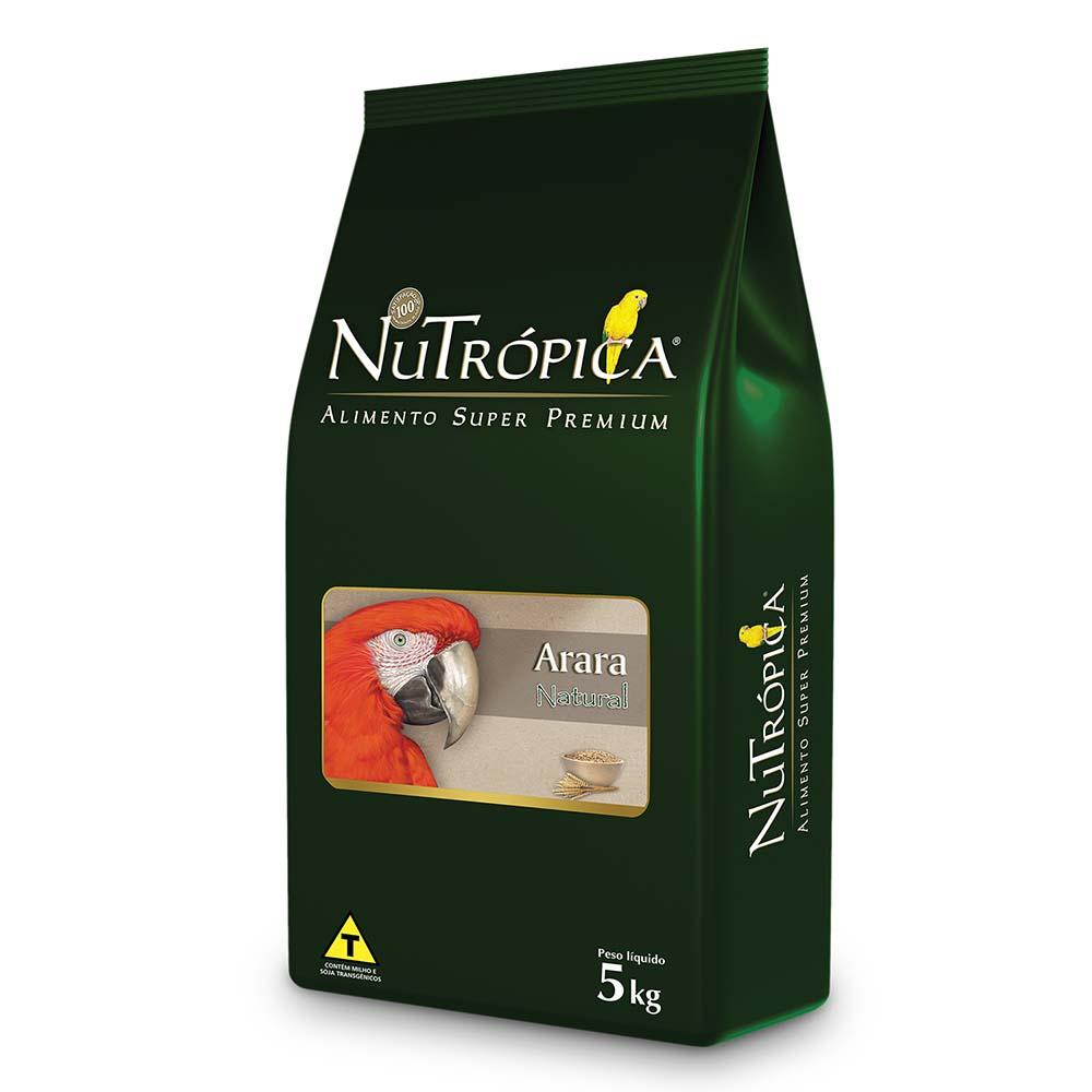 Nutrópica Arara NaTural - 5kg