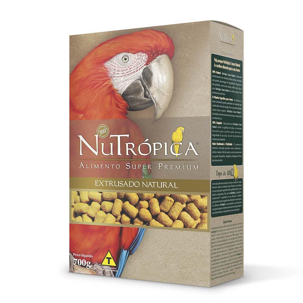 Nutrópica Arara NaTural - 700g