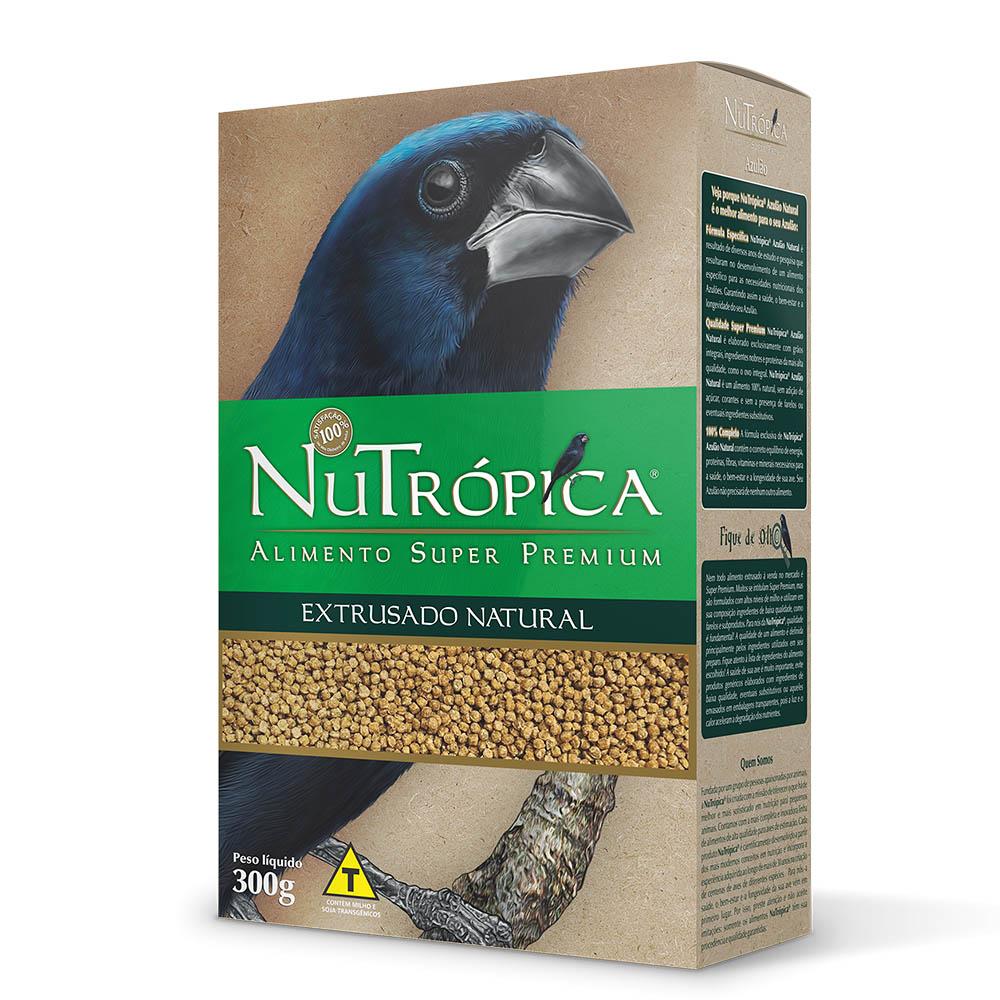 Nutrópica Azulão Natural - 300g
