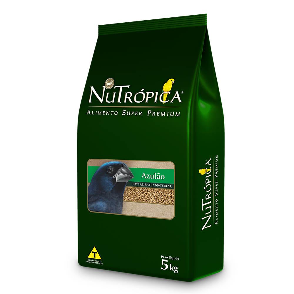Nutrópica Azulão Natural - 5kg
