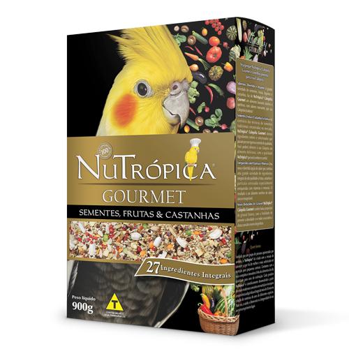 Nutrópica Calopsita Gourmet - 900g