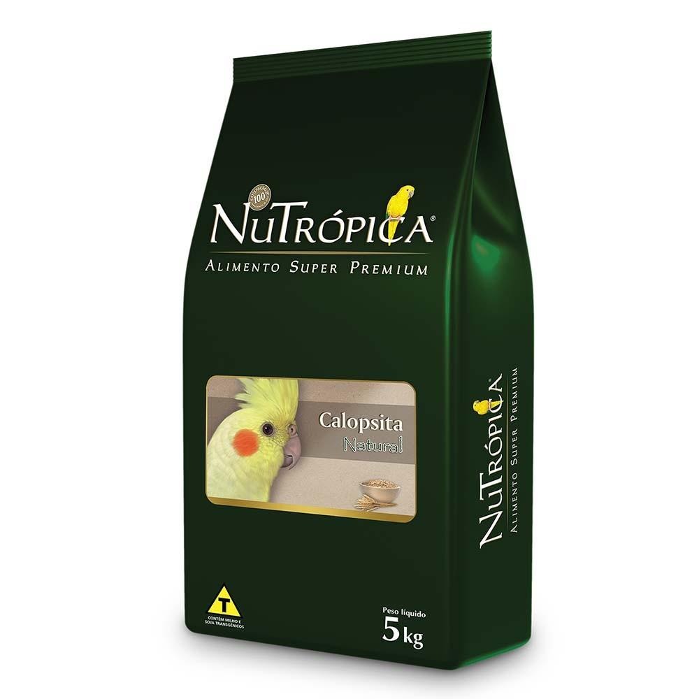 Nutrópica Calopsita NaTural - 5kg