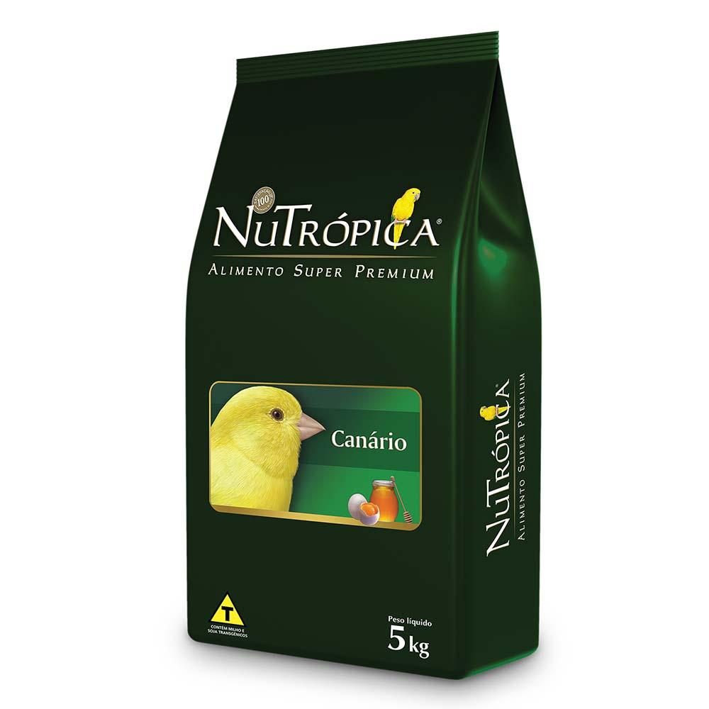 Nutrópica Canários - 5kg