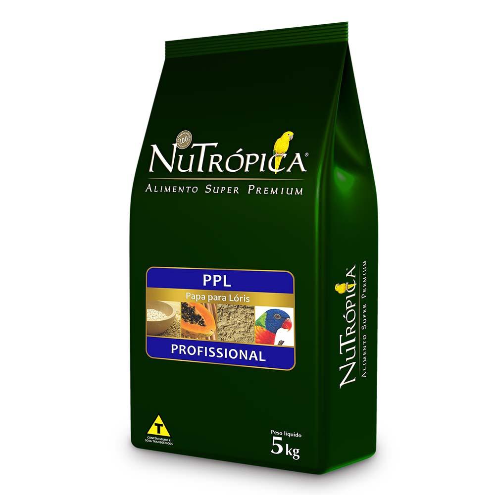 Nutrópica Papa para Lóris - 5kg