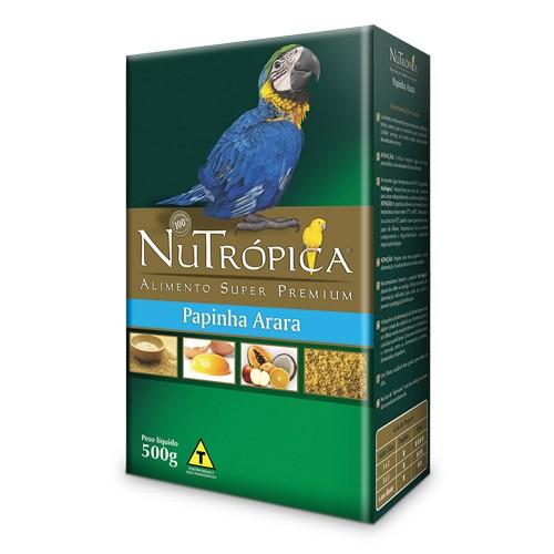 Nutrópica Papinha Arara - 500g