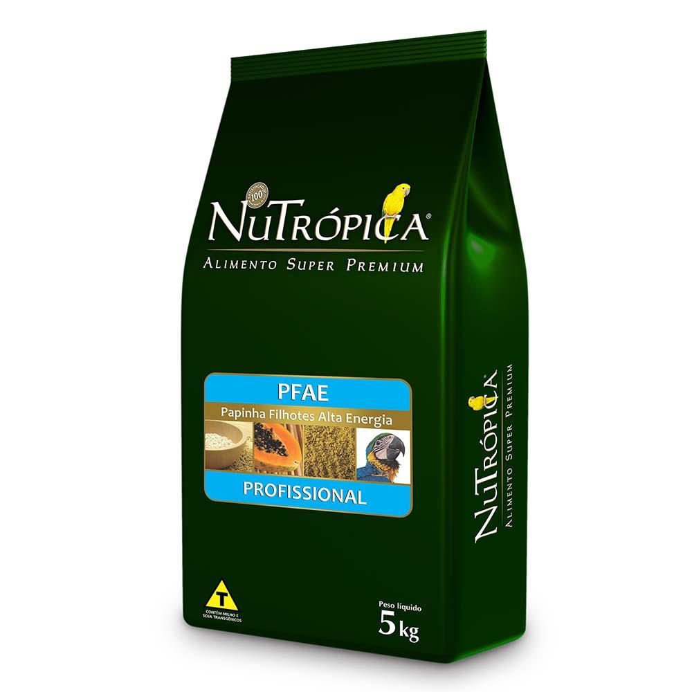 Nutrópica Papinha Psitacídeos Alta Energia - 5kg