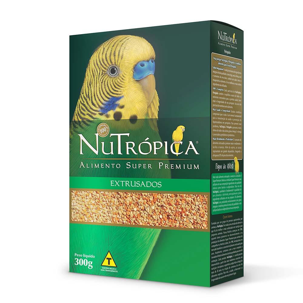 Nutrópica Periquito - 300g