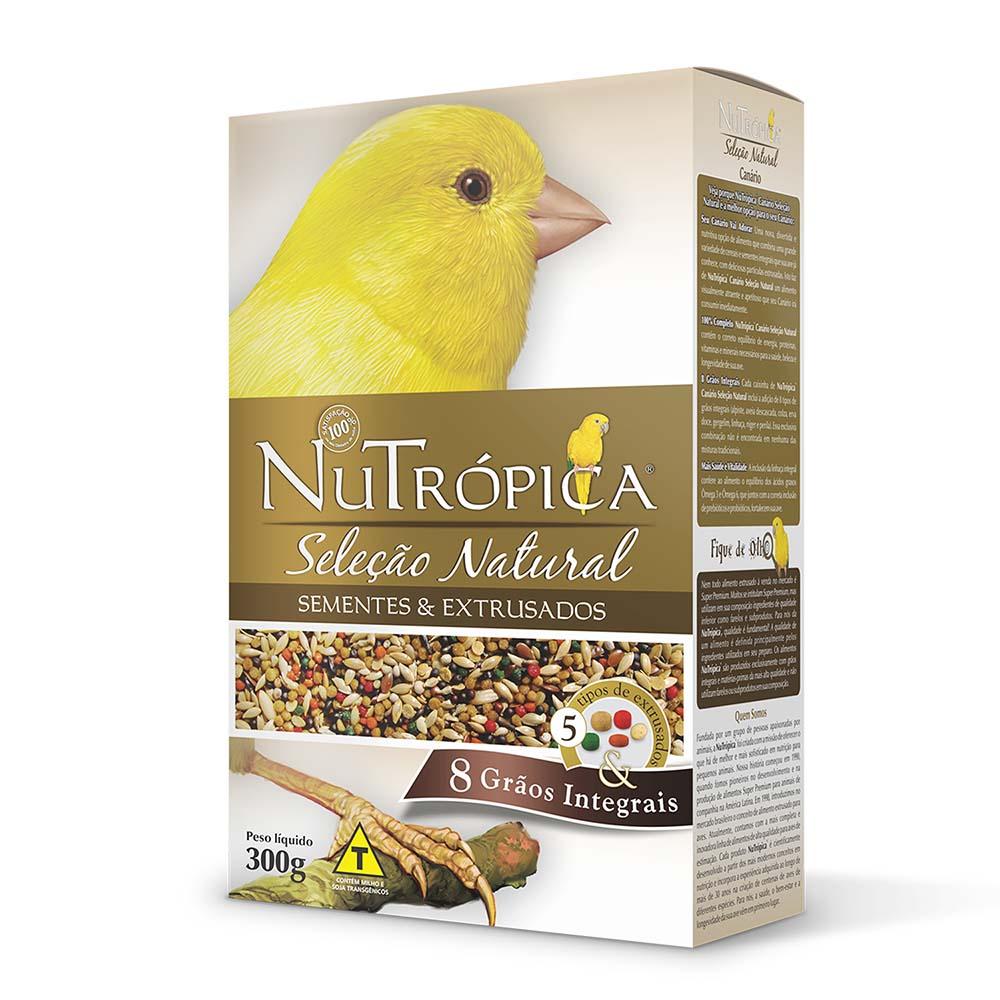 Nutrópica Seleção Natural - Canário