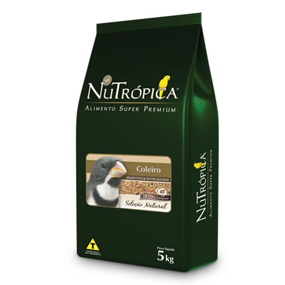Nutrópica Seleção Natural Coleiro - 5kg