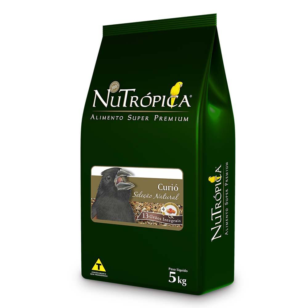 Nutrópica Seleção Natural - Curió - 5kg