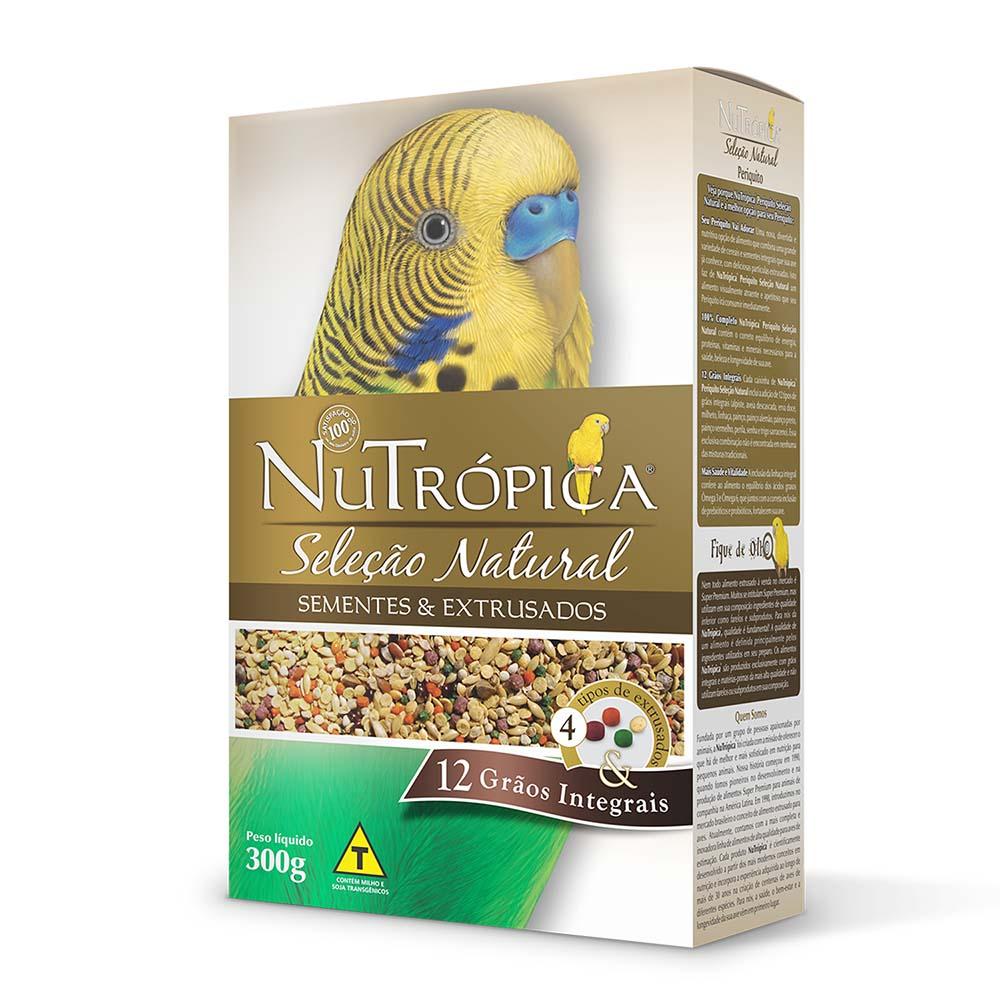 Nutrópica Seleção Natural - Periquito