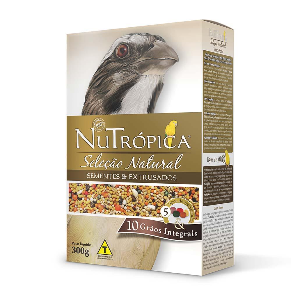Nutrópica Seleção Natural Trinca Ferro - 300g