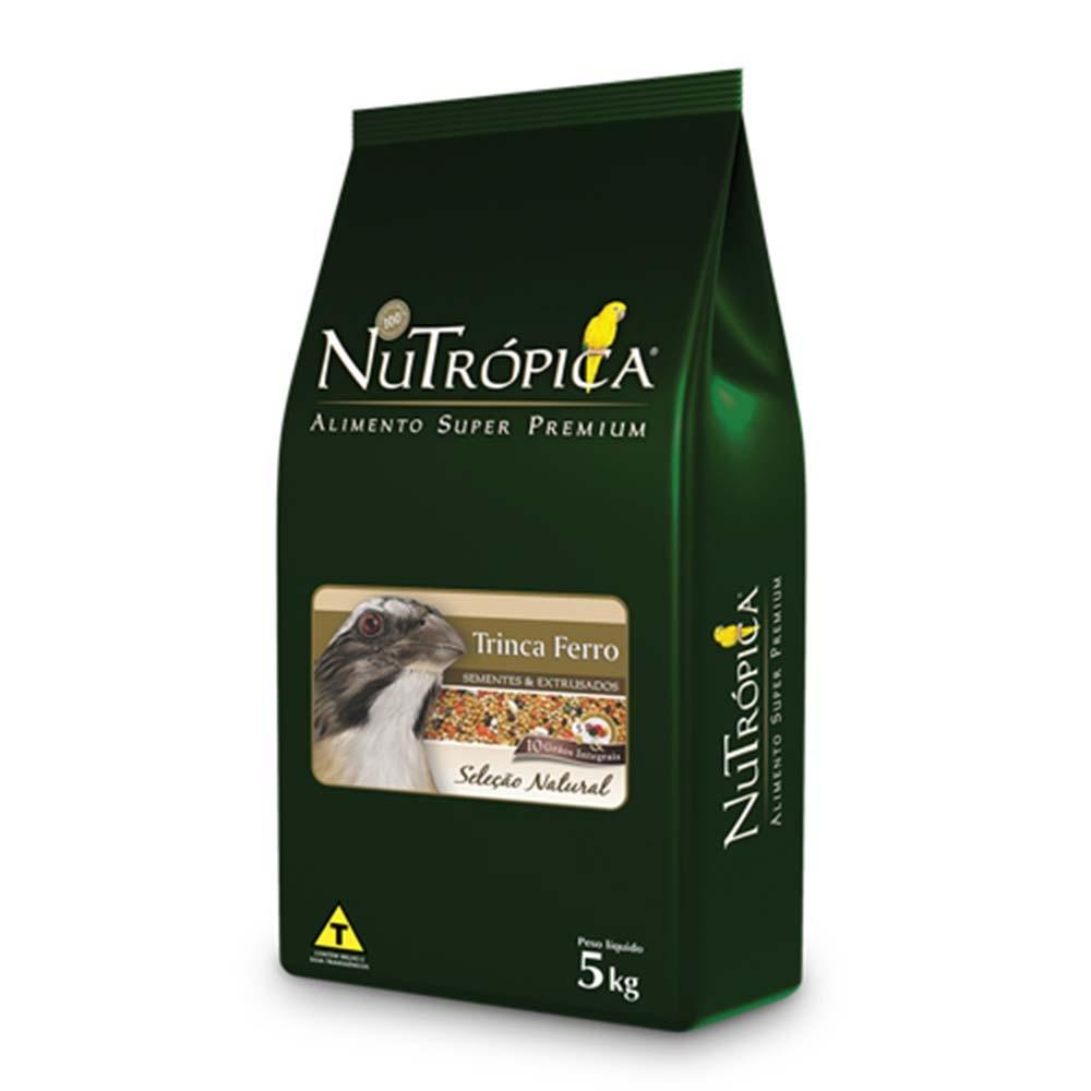Nutrópica Seleção Natural Trinca Ferro - 5kg