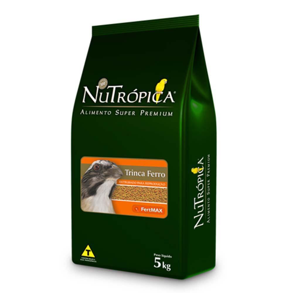 Nutrópica Trinca Ferro Reprodução FertMAX - 5kg