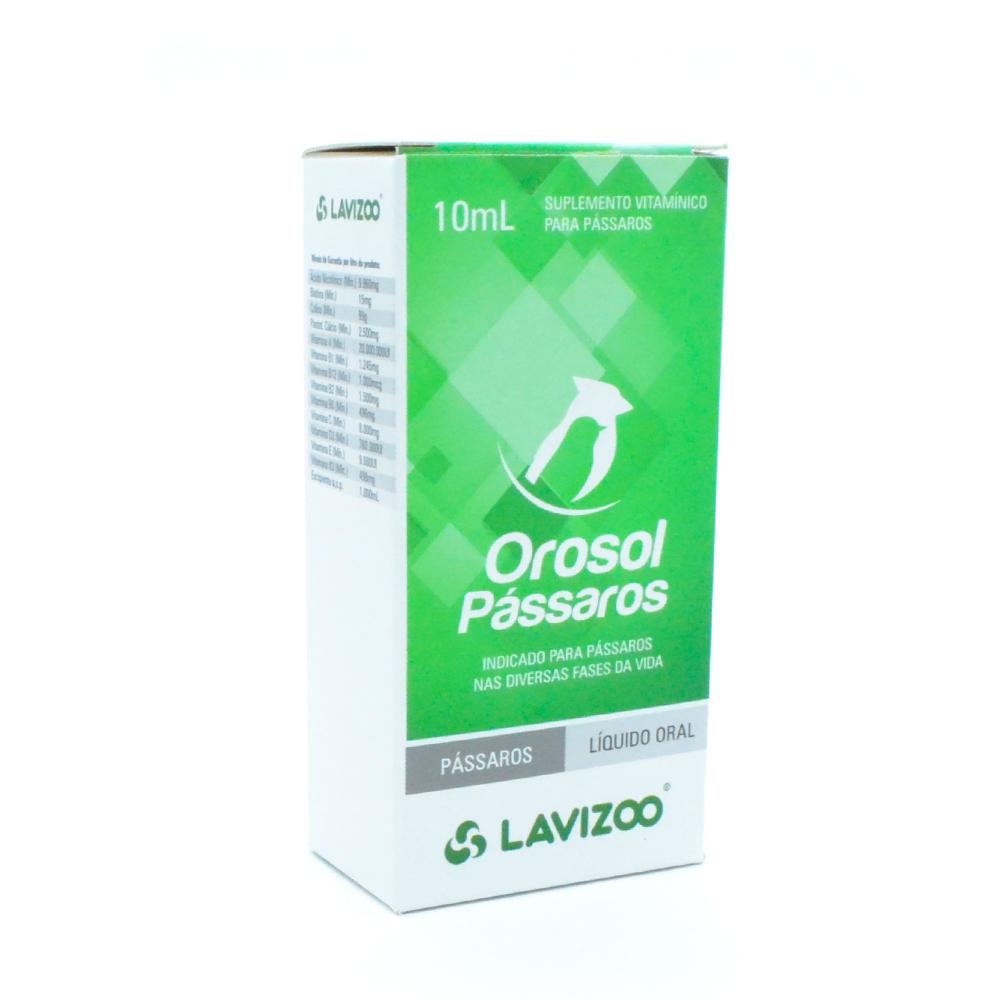 Orosol - Complexo Vitamínico - 10ml