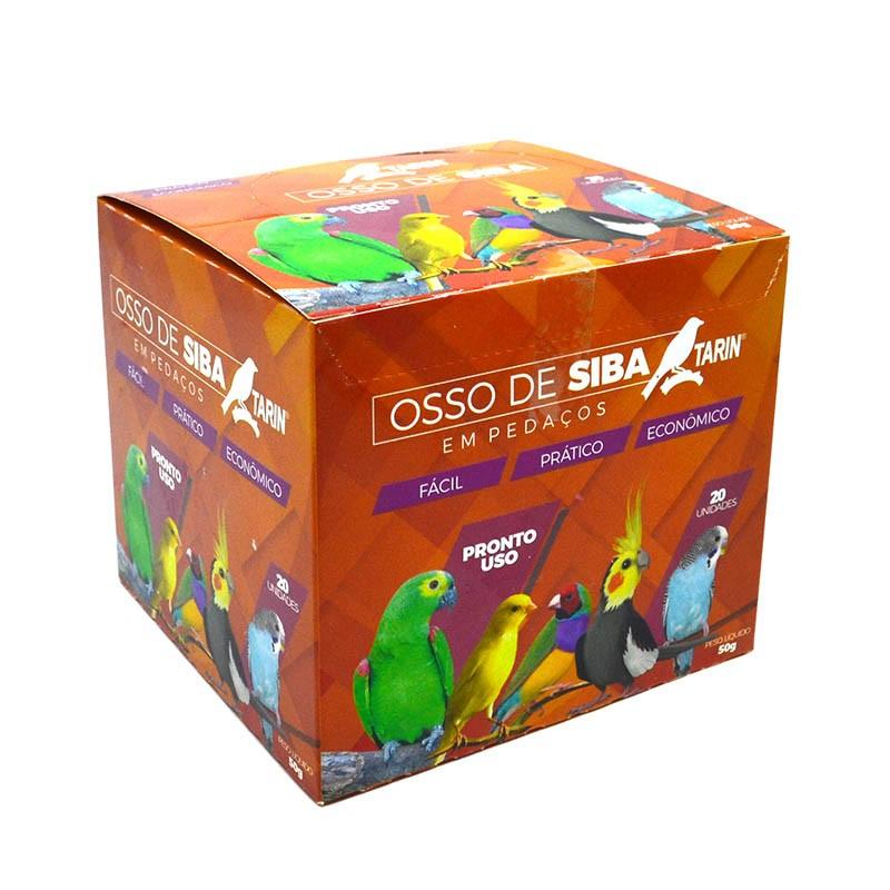 Osso de Siba - Encaixe Universal - Cx com 20 unidades