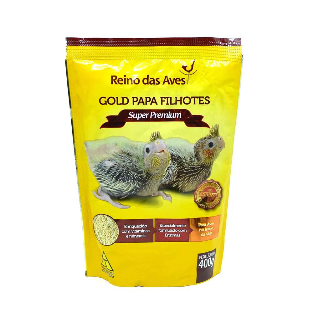 Papa Filhotes Gold - 400g