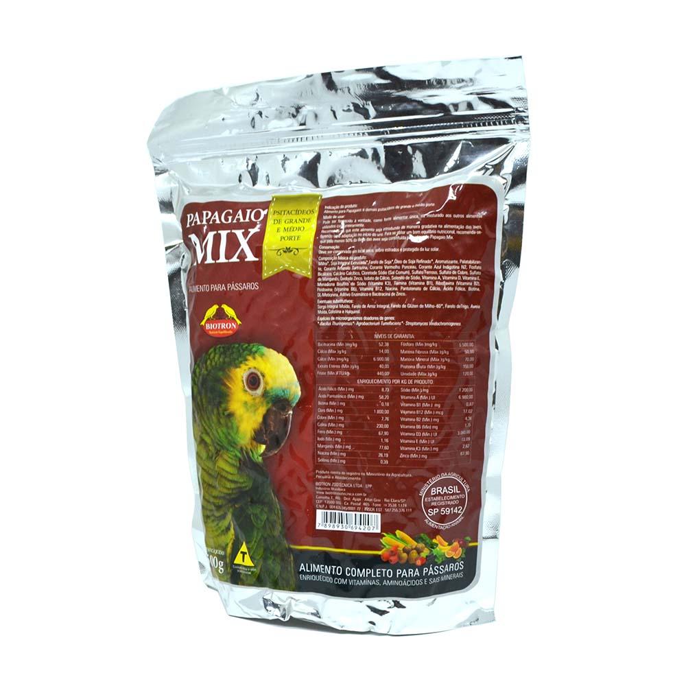 Papagaio Mix - 500g