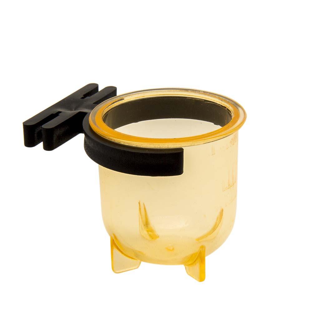 Porta Vitamina Médio Luxo C/ Garra - Malha Fina