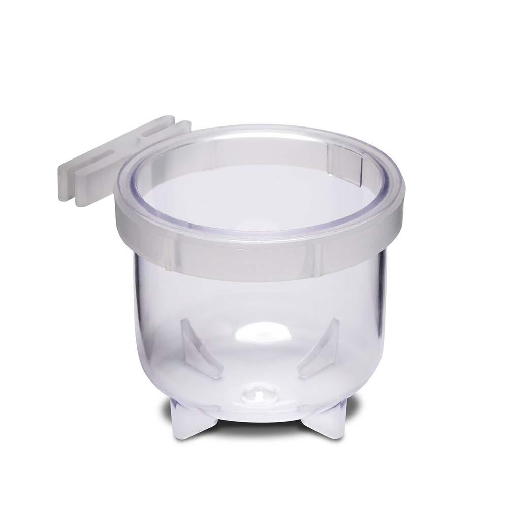 Porta Vitamina Super Trincão Cristal C/ Garra - Malha Larga