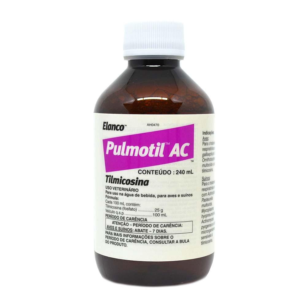 Pulmotil AC - 240ml