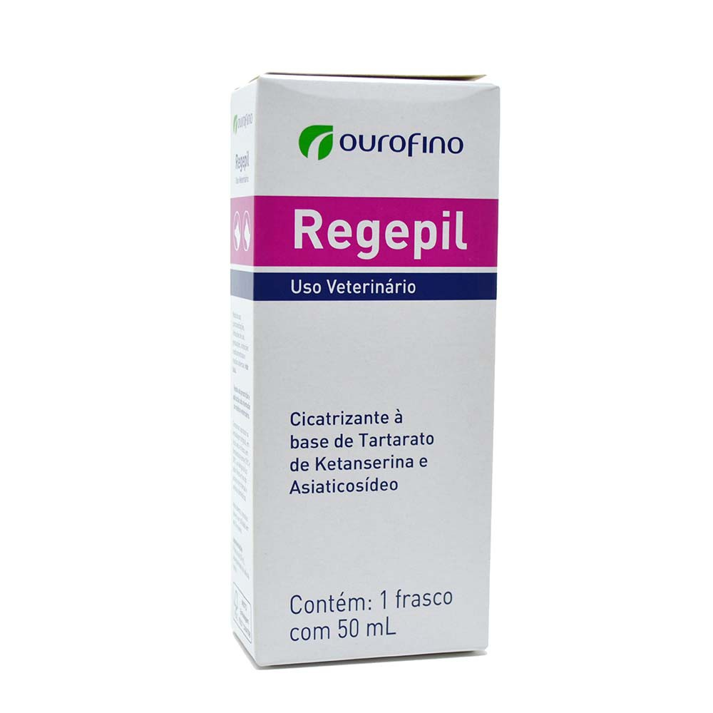 Regepil 50ml - Ourofino - Cicatrizante