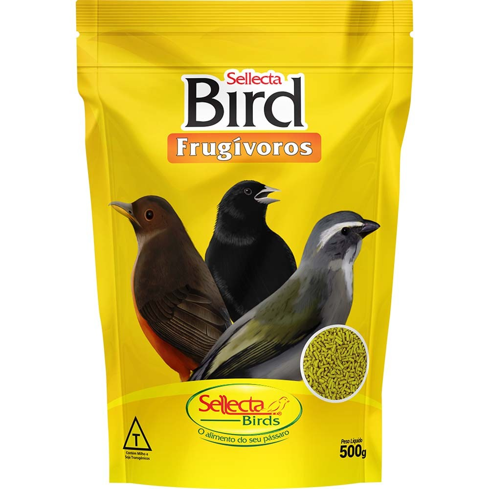 Sellecta Bird Frugívoros - 500g