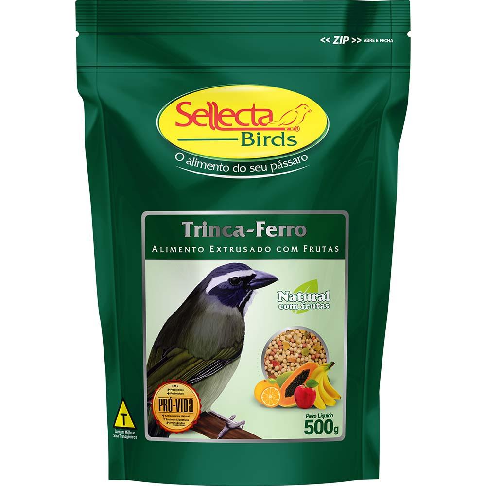 Sellecta Natural com Frutas Trinca Ferro - 500g