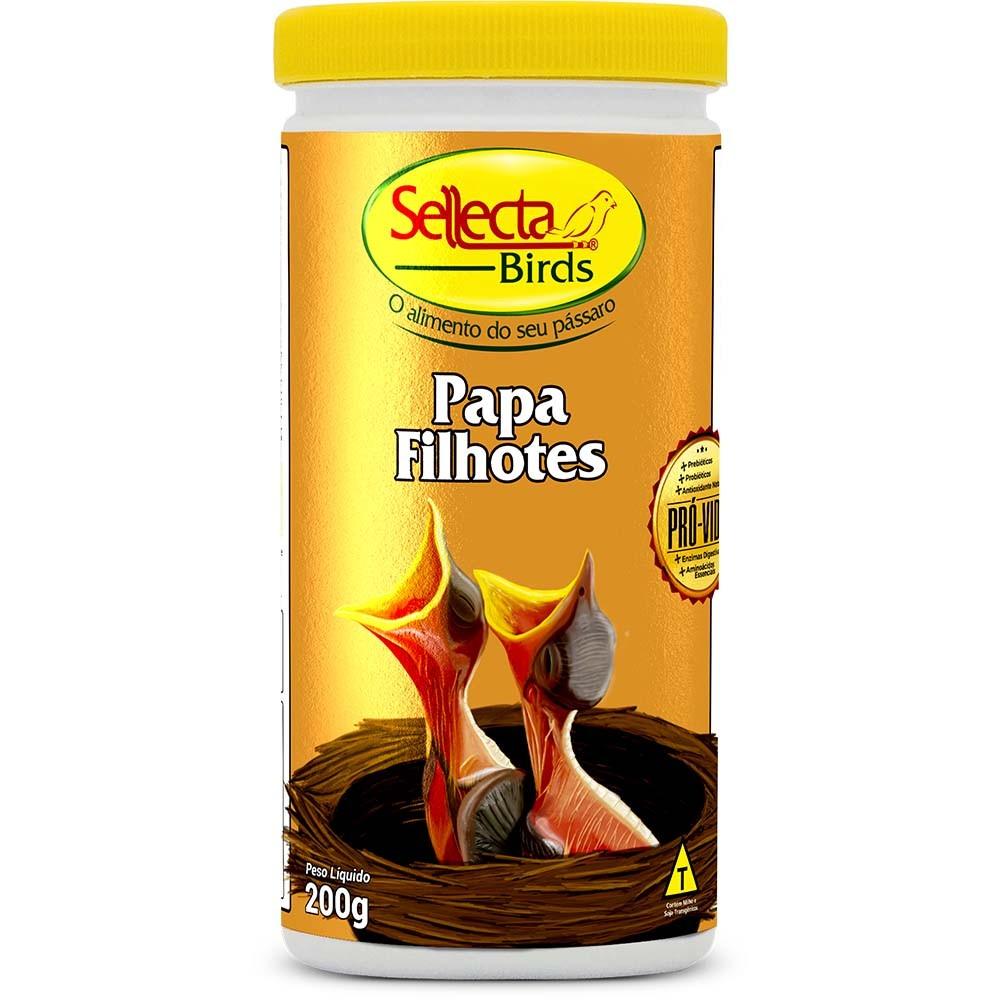 Sellecta Papa para Filhotes - 200g