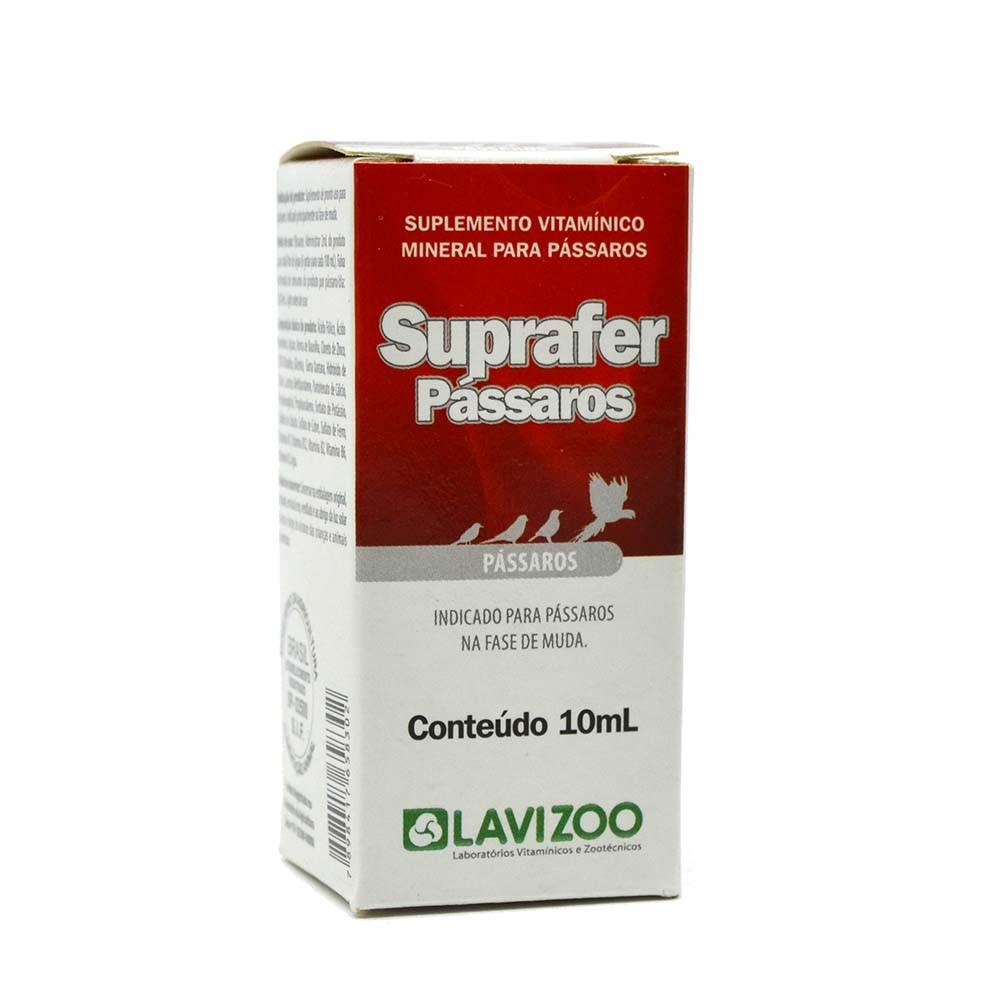 Suprafer 10ml - (Antigo Enerbesol)