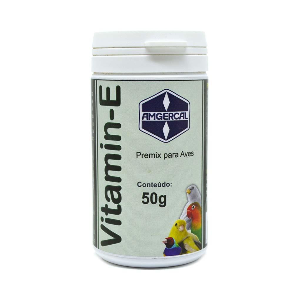 Vitamina E - Pote 50g