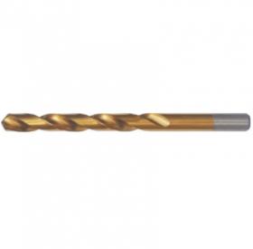 Broca De Aço Rápido 15,5mm Para Metal Autocentrante DIN 338 HT 38007
