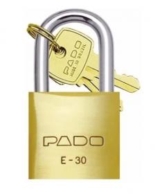 Cadeado Latão E-30 PADO 11460