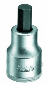 Chave Soquete Allen 17mm Encaixe 3/4 GEDORE 017.970