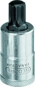 Chave Soquete Multidentado 12mm Encaixe 1/2 GEDORE 016.740