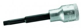 Soquete Multidentado Longa 8mm Encaixe 1/2 GEDORE 016.810