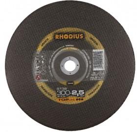 Disco de Corte TOP ST38 300X2,5X25,40 RHODIUS 209498