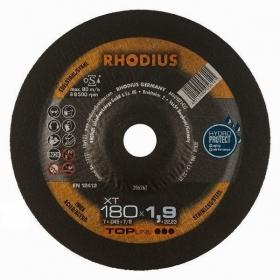 Disco de Corte TOP XT17 180X1,9X22,23 RHODIUS 211328