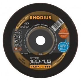 Disco de Corte Ceramicon XT100 EXTENDED 180X1,5X22,23 RHODIUS 210225