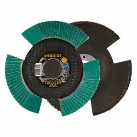 Disco Flap Braintools LSZ F VISION 115X22,23 G80 RHODIUS 207085