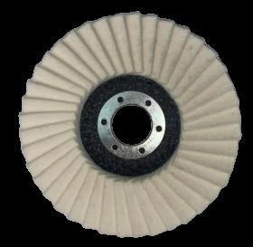 Disco Flap Feltro 115X22,23 GERALTOOLS