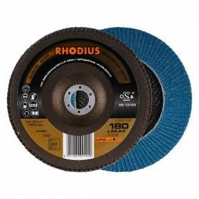 Disco Flap ALPHA LSZ F2 180x22,3 GR60 RHODIUS 209667