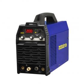 Inversora De Solda Galaxy Tig 200 (B) Weld Vison